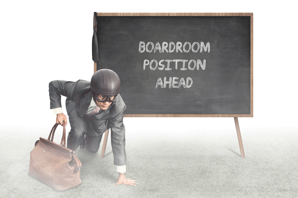Article image: Boardroom position ahead