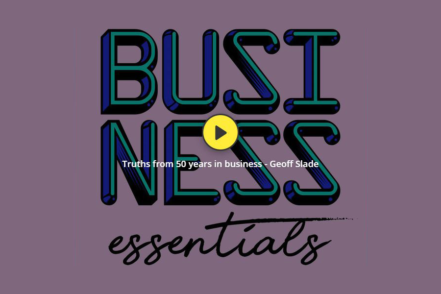 Article image: Business Essentials podcast