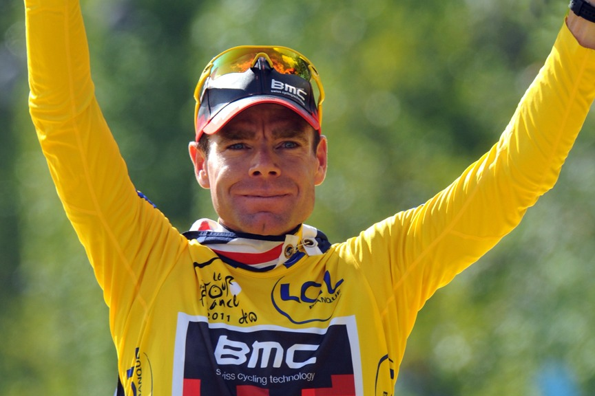 Just a couple of life lessons from Cadel
