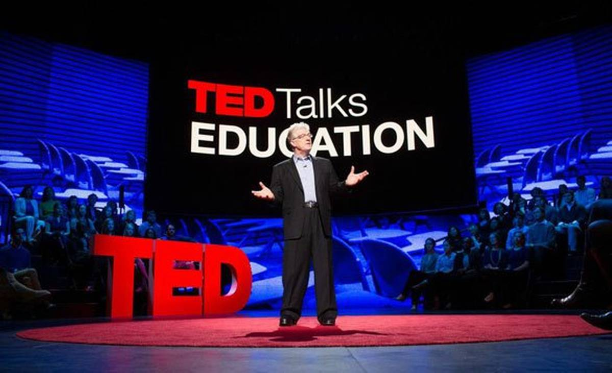 Article image: TED Talks Education