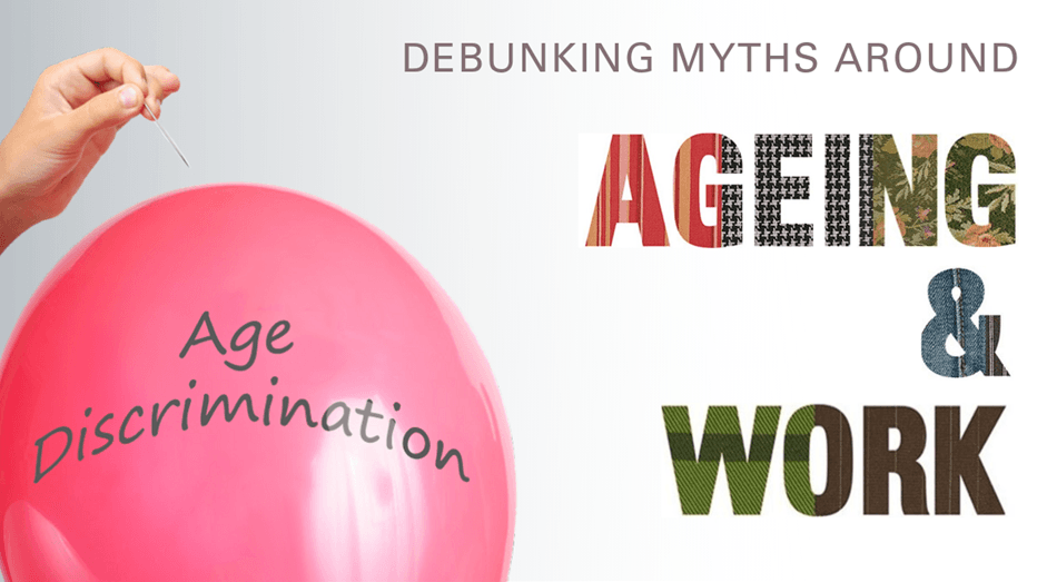 What are the myths (and facts) on ageing and work?