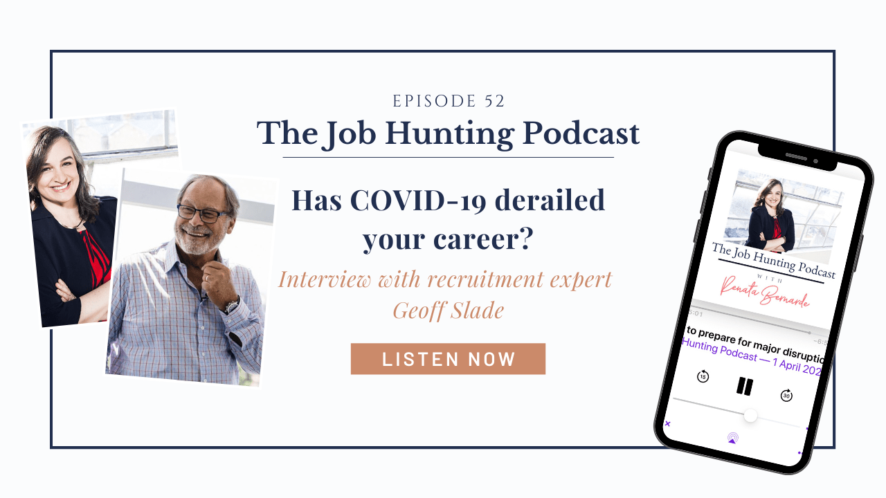 Article image: Has COVID-19 derailed your career?