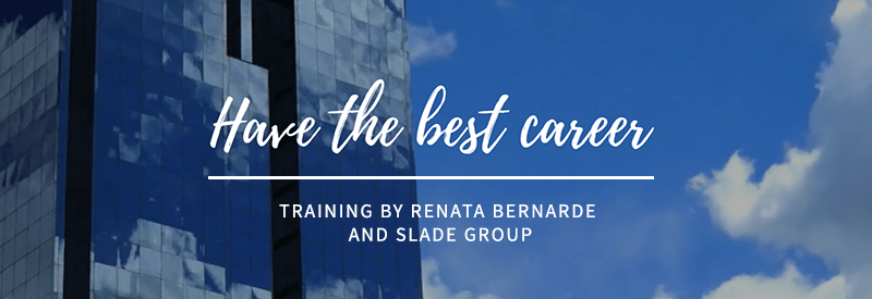 Have the best career- Renata Bernarde