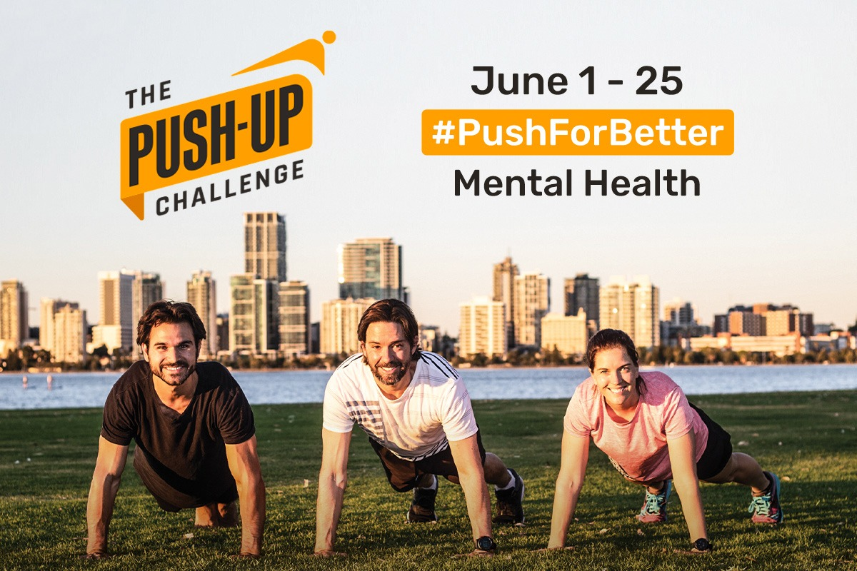Article image: The Push Up Challenge