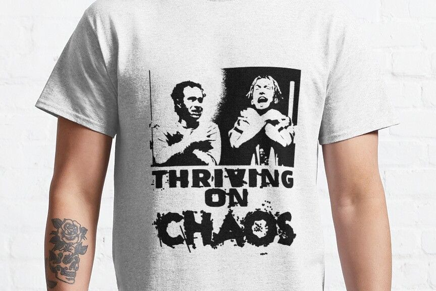 Article image: Thriving on Chaos – Yesterday, Today, Tomorrow